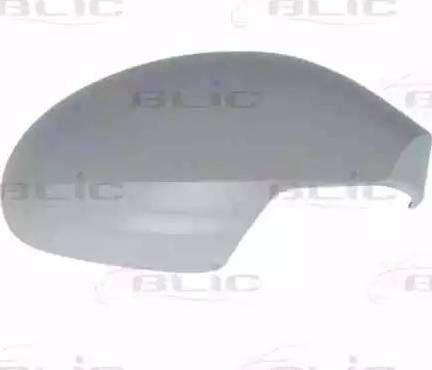 BLIC 6103-01-1322892P - Boitier, rétroviseur extérieur www.widencarpieces.com