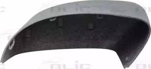 BLIC 6103-01-1322370P - Boitier, rétroviseur extérieur www.widencarpieces.com
