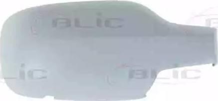 BLIC 6103-01-1322228P - Boitier, rétroviseur extérieur www.widencarpieces.com