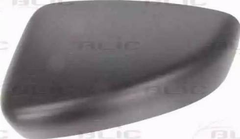 BLIC 6103-14-2001731P - Boitier, rétroviseur extérieur www.widencarpieces.com