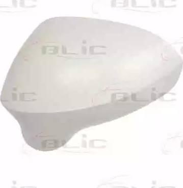 BLIC 6103-10-016353P - Boitier, rétroviseur extérieur www.widencarpieces.com