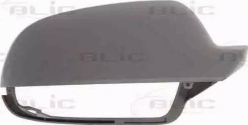 BLIC 6103-25-048350P - Boitier, rétroviseur extérieur www.widencarpieces.com