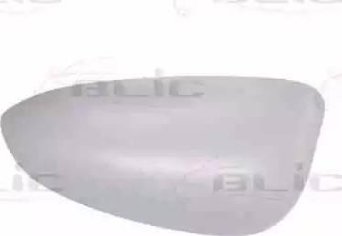 BLIC 6103-23-2001583P - Boitier, rétroviseur extérieur www.widencarpieces.com