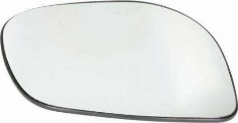 BLIC 6102-53-2001514P - Verre de rétroviseur, rétroviseur extérieur www.widencarpieces.com