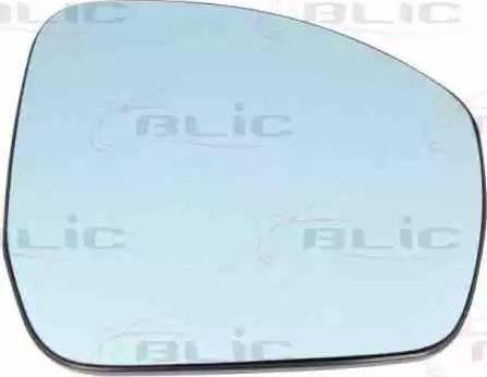 BLIC 6102-57-2001674P - Verre de rétroviseur, rétroviseur extérieur www.widencarpieces.com