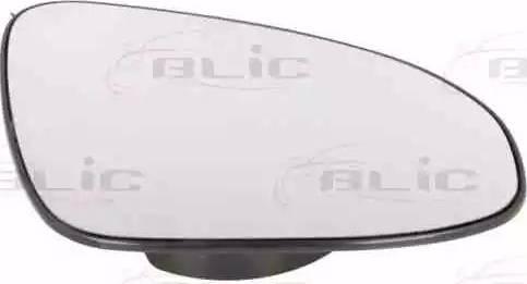 BLIC 6102-19-2002548P - Verre de rétroviseur, rétroviseur extérieur www.widencarpieces.com