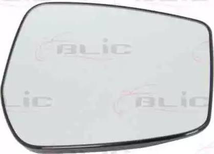 BLIC 6102-16-2001920P - Verre de rétroviseur, rétroviseur extérieur www.widencarpieces.com