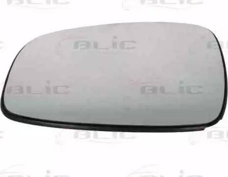 BLIC 6102-18-020367P - Verre de rétroviseur, rétroviseur extérieur www.widencarpieces.com