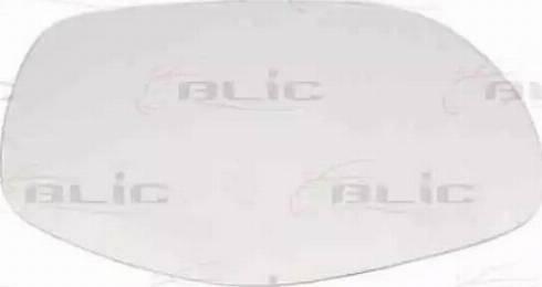 BLIC 6102-29-2002098P - Verre de rétroviseur, rétroviseur extérieur www.widencarpieces.com