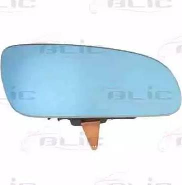 BLIC 6102-25-033368P - Verre de rétroviseur, rétroviseur extérieur www.widencarpieces.com