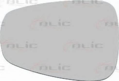 BLIC 6102-22-017368P - Verre de rétroviseur, rétroviseur extérieur www.widencarpieces.com