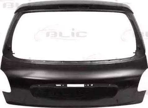 BLIC 6301-00-5507710P - Couvercle de coffre à bagages/de compartiment de chargement www.widencarpieces.com