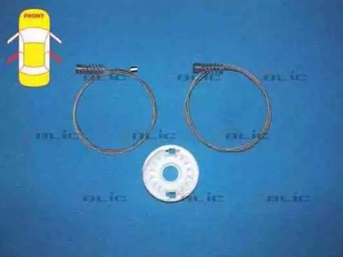 BLIC 6205-43-004814P - Kit de réparation, lève-vitre www.widencarpieces.com
