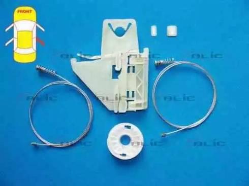 BLIC 6205-43-006804P - Kit de réparation, lève-vitre www.widencarpieces.com