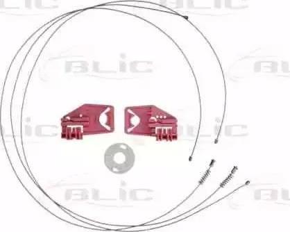 BLIC 6205-43-006801P - Kit de réparation, lève-vitre www.widencarpieces.com