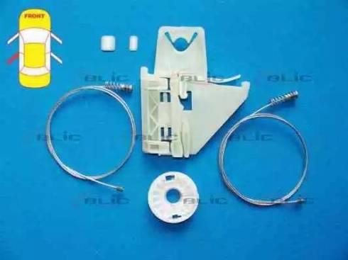 BLIC 6205-43-006803P - Kit de réparation, lève-vitre www.widencarpieces.com