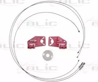 BLIC 6205-43-006802P - Kit de réparation, lève-vitre www.widencarpieces.com