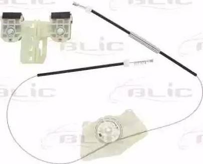BLIC 6205-43-008801P - Kit de réparation, lève-vitre www.widencarpieces.com