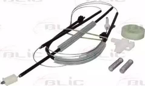 BLIC 6205-43-003809P - Kit de réparation, lève-vitre www.widencarpieces.com