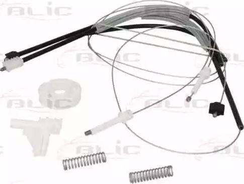 BLIC 6205-43-003806P - Kit de réparation, lève-vitre www.widencarpieces.com