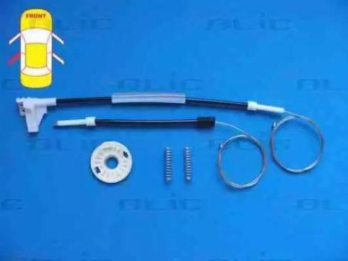 BLIC 6205-43-003815P - Kit de réparation, lève-vitre www.widencarpieces.com