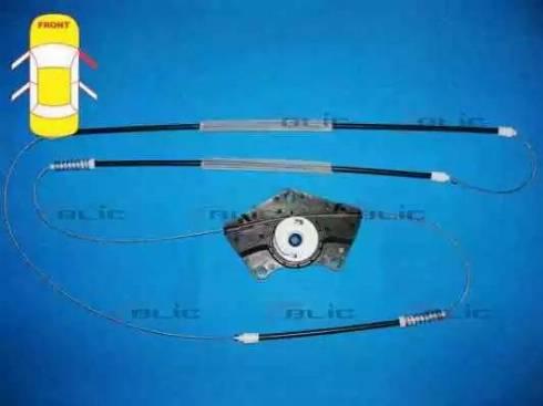 BLIC 6205-43-020806P - Kit de réparation, lève-vitre www.widencarpieces.com