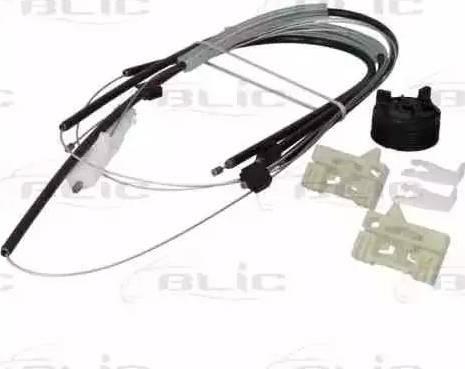 BLIC 6205-09-045802P - Kit de réparation, lève-vitre www.widencarpieces.com