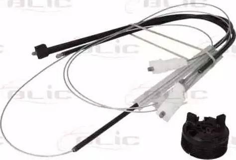 BLIC 6205-09-040806P - Kit de réparation, lève-vitre www.widencarpieces.com