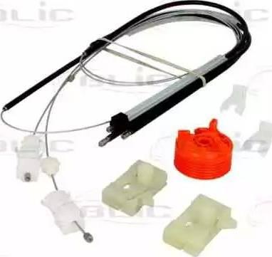BLIC 6205-09-040801P - Kit de réparation, lève-vitre www.widencarpieces.com