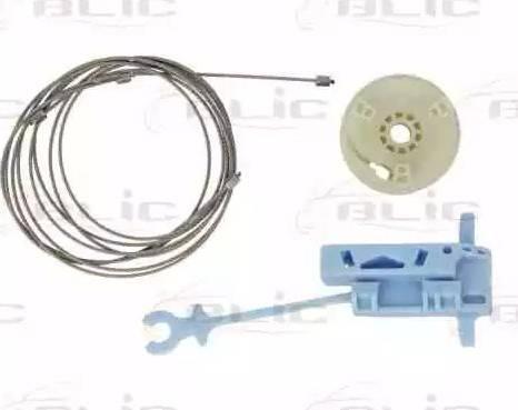 BLIC 6205-09-041818P - Kit de réparation, lève-vitre www.widencarpieces.com
