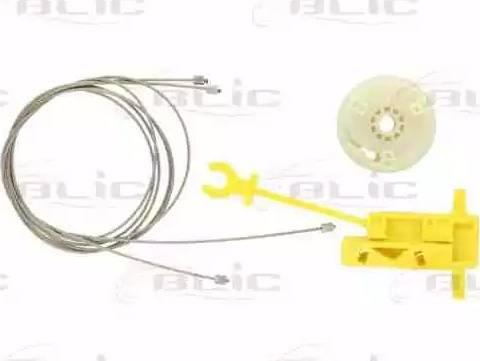 BLIC 6205-09-041817P - Kit de réparation, lève-vitre www.widencarpieces.com