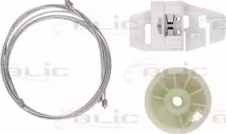 BLIC 6205-09-048801P - Kit de réparation, lève-vitre www.widencarpieces.com