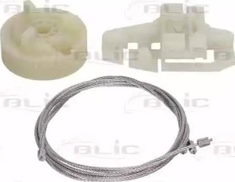 BLIC 6205-09-048802P - Kit de réparation, lève-vitre www.widencarpieces.com