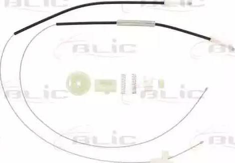 BLIC 6205-09-025817P - Kit de réparation, lève-vitre www.widencarpieces.com