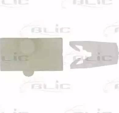 BLIC 6205-09-025822P - Kit de réparation, lève-vitre www.widencarpieces.com