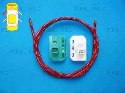 BLIC 6205-09-100801P - Kit de réparation, lève-vitre www.widencarpieces.com