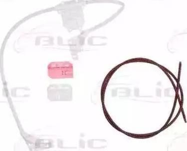 BLIC 6205-09-100831P - Kit de réparation, lève-vitre www.widencarpieces.com