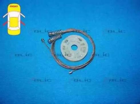 BLIC 6205-05-010814P - Kit de réparation, lève-vitre www.widencarpieces.com