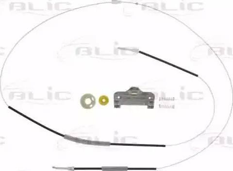 BLIC 6205-05-011804P - Kit de réparation, lève-vitre www.widencarpieces.com