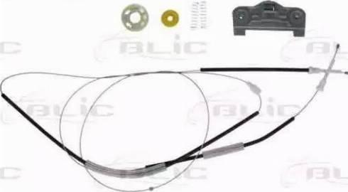 BLIC 6205-05-011803P - Kit de réparation, lève-vitre www.widencarpieces.com