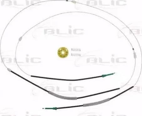 BLIC 6205-05-011812P - Kit de réparation, lève-vitre www.widencarpieces.com