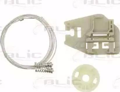 BLIC 6205-05-013803P - Kit de réparation, lève-vitre www.widencarpieces.com