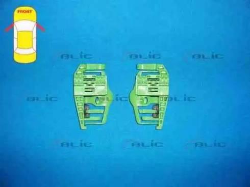 BLIC 6205-05-013834P - Kit de réparation, lève-vitre www.widencarpieces.com