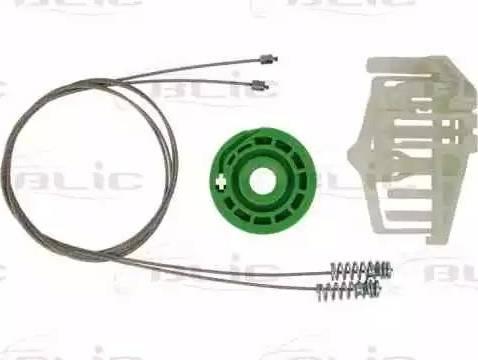 BLIC 6205-05-021804P - Kit de réparation, lève-vitre www.widencarpieces.com