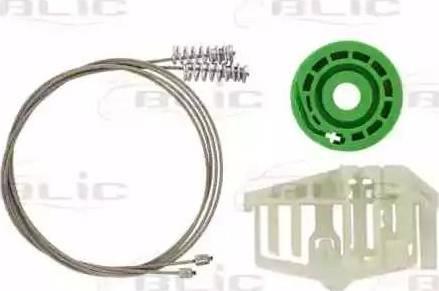 BLIC 6205-05-021803P - Kit de réparation, lève-vitre www.widencarpieces.com