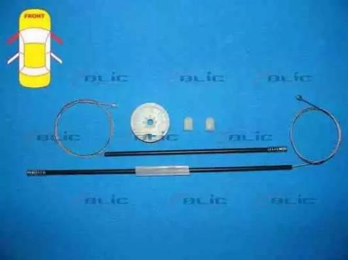 BLIC 6205-01-044812P - Kit de réparation, lève-vitre www.widencarpieces.com