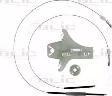 BLIC 6205-01-040803P - Kit de réparation, lève-vitre www.widencarpieces.com