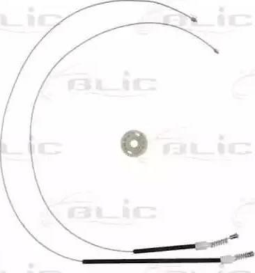 BLIC 6205-01-040815P - Kit de réparation, lève-vitre www.widencarpieces.com
