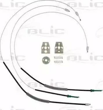 BLIC 6205-01-043802P - Kit de réparation, lève-vitre www.widencarpieces.com