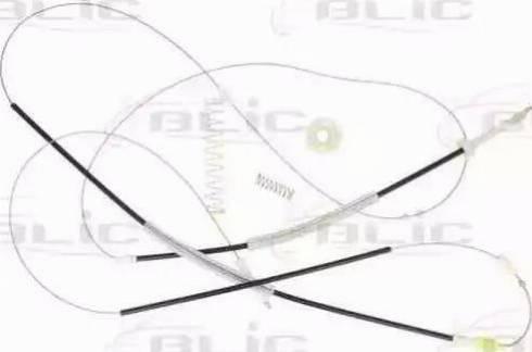 BLIC 6205-01-051807P - Kit de réparation, lève-vitre www.widencarpieces.com